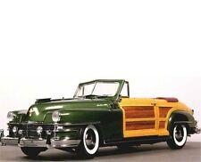 Weatherstrip Set for 1941-1948 Dodge - DeSoto - Chrysler Convertibles