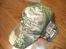 Elite Archery Camo Baseball Cap with Mesh Back one size fits most