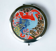 Art Nouveau Peacock #1 Compact Mirror Pocket Mirror