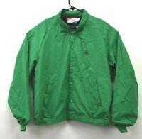 Swingster Vintage Dekalb Men's XL Proud to Be a Farmer Work Jacket Green