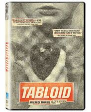 Tabloid An Errol Morris Love Story DVD Movie New & Sealed-Fast Ship VG-210799DV
