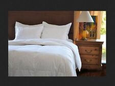 Natural Comfort Classic White Goose Feather Comforter, Queen Size New