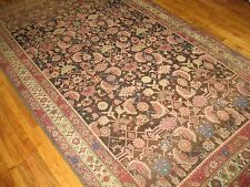 Antique Decorative Caucasian Karabagh Rug Runner Kelleh Size 6'2''x10'10''