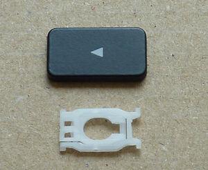 Replacement Left Arrow / Cursor Key, Type A Clip, Macbook Pro Unibody