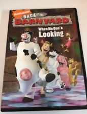 Back at the Barnyard: When No One's Looking (DVD) Very Good