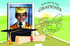 Little Graduation Photoshop PSD Templates for Kids