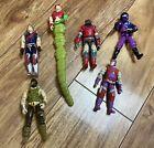 Vintage GI Joe Toys Cobra Command 1987 Hasbro Action Figures Lot Of 6