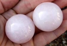 1 x Rose Quartz Crystal Sphere carving - 40mm. Ref:S2.RQL Minerals Crystals