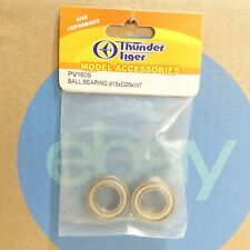 Thunder Tiger RC Helicopter Raptor E720 Parts Ball Bearing 15x28x7mm PV1609