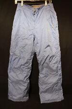 OBERMEYER ALI3 Baby Blue SKI/SNOW/WINTER Pants, EWS, Juniors Size 16-(29)