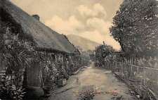 Arrochai New Caledonia Village Road Antique Postcard J61436