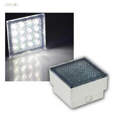 LED Pflasterstein Brikx 10 Neutralweiß 80lm 1 5w