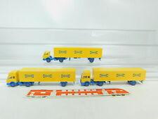 bn71-0, 5 #3X Wiking H0 / 1:87 Lorry/Truck Mercedes-Benz/MB IKEA, Top