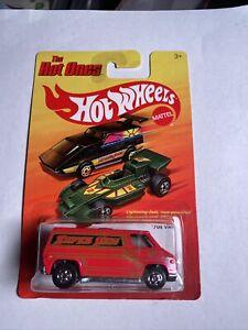 Hot Wheels Hot Ones '70's Van
