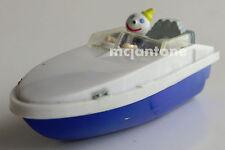LOOSE Jack in the Box 1990s Vehicles BLUE SPEEDBOAT Speed Boat Ski CAKE TOPPER