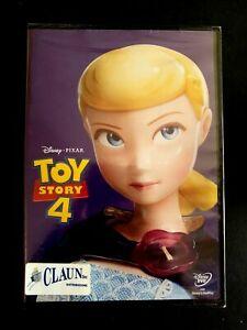 Toy Story 4   W.Disney-Pixar Da CollezioneN°21    DVD Nuovo Sigillato