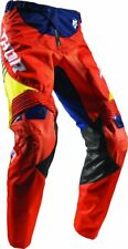 Thor Mens Fuse Propel MX Motocross Textile Riding Pants