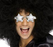 ANNI 70 ANNI 80 ARGENTO Rock Star Occhiali Celebrità Commedia Accessorio Vestito