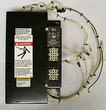 CUMMINS TMI 12V Generator S1 Motor Controller 3 838 02 Relay Control Panel