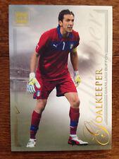 2014 Futera Unique Soccer Card - Italy BUFFON Mint