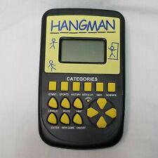 Handheld Pocket Arcade Electronic Hangman Game Westminster TESTED WORKS