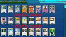 Expanded Format Pokemon Card TCG Online Rayquaza GX Ho-Oh EX Deck PTCGO