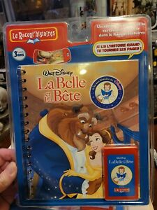 Le Racont Histoires - Disney La Belle et La Bete (French/Francais) (Sealed)
