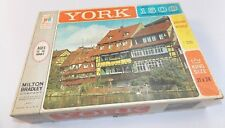 "MILTON BRADLEY YORK PUZZLE 1963 ""9. BAMBERG, GERMANY"" 1500 PIECES COMPLETE King"