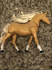 1993 Mattel Barbie Horse - Battery operated, Works!