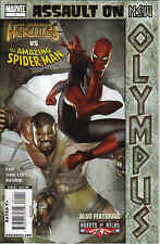 ASSAULT ON NEW OLYMPUS PROLOGUE #1 / SPIDER-MAN VS HERCULES / PAK / VAN LENTE