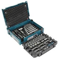 Makita E-08713 Werkzeug-Set 120 tlg im Makpac Werkzeugkoffer Werkzeugkasten