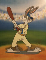 "Warner Brothers ""Bugs Baseball"" LIMITED EDITION Serigraph Cel"