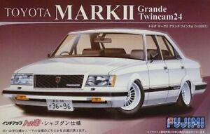 Fujimi 03696 - 1/24 Toyota Mark II Grande Twincam24 - Neu