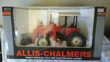 SpecCast 1/16 Allis Chalmers 6060 460 4WD Tractor with Loader SCT266 Spec Cast