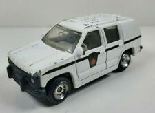 Golden Wheel White Pennsylvania State Police SUV 1:64 Scale Diecast China