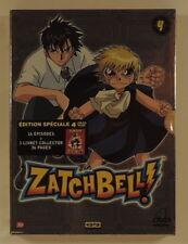 manga Zatchbell coffret DVD 4 episodes 37 a 52