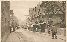 POSTCARD   KENT   CANTERBURY   St  Peters Street  and  Weavers