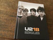 U2 - 18 SINGLES - GREATEST HITS CD AND DVD SET - ONE / VERTIGO / BEAUTIFUL DAY +