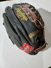 New listing Rawlings WBG13 Baseball Glove  13 INCH, GOOD CONDITION.(RHT) Jerry.