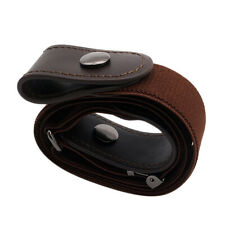 Buckle-free Women Men Invisible Elastic Belt for Jeans No Bulge Hassle Ca Stock