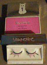 NIB RARE Karl Lagerfeld for Shu Uemura Shupette Choupette Eyelashes MSRP $75 NOS