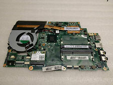 TOSHIBA SATELLITE MOTHERBOARD AND INTEL CORE I3 CHIP DA0BY2MB8D0 REV:D *S21*