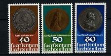 Liechtenstein 1978 SG # 707-9 monete MNH Set #D 38913