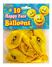240 Happy Face Balloons - Brand New Wholesale