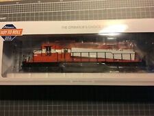 Athearn HO SD38 McCLoud River #36 (w/factory Econami DCC & Sound)