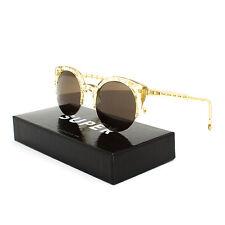 RETROSUPERFUTURE Super Lucia Sunglasses XA2 Vixen Moonlight Yellow / Brown Zeiss
