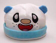 Pokemon Lovely Oshawott Plush Hat Stuffed Animal Cap Xmas Gift Cosplay
