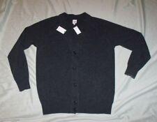 NWT GAP Merino Wool/Cashmere Cardigan SIZE LARGE TALL