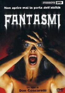 FANTASMI  DVD HORROR