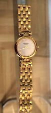Raymond Weil Parsifal 18K Gold  Ladies Watch - 5888 Sapphire Crystal